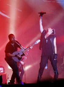 Adam Lambert in Concert