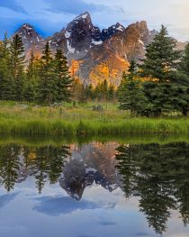 Grand Teton Wyoming